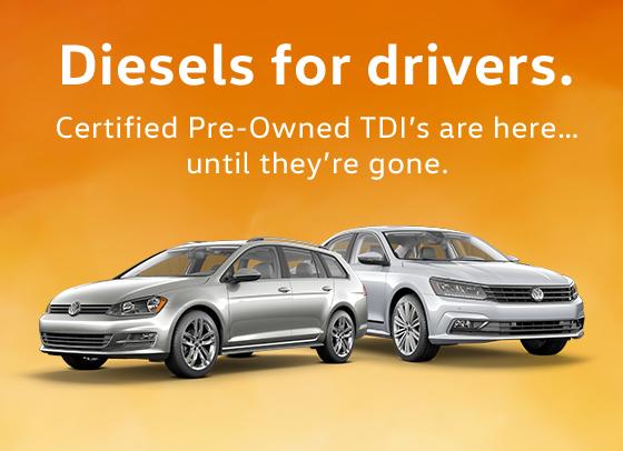 Volkswagen CPO TDI Campaign